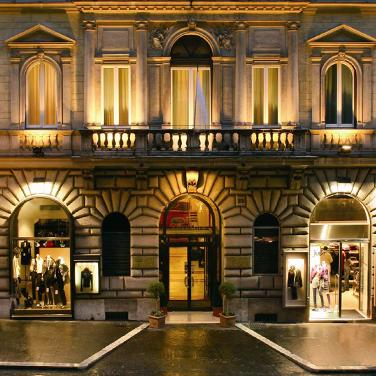 Hotel Artemide a Roma