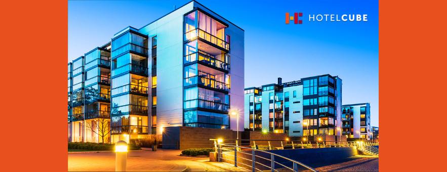 hotelcube residence hotel