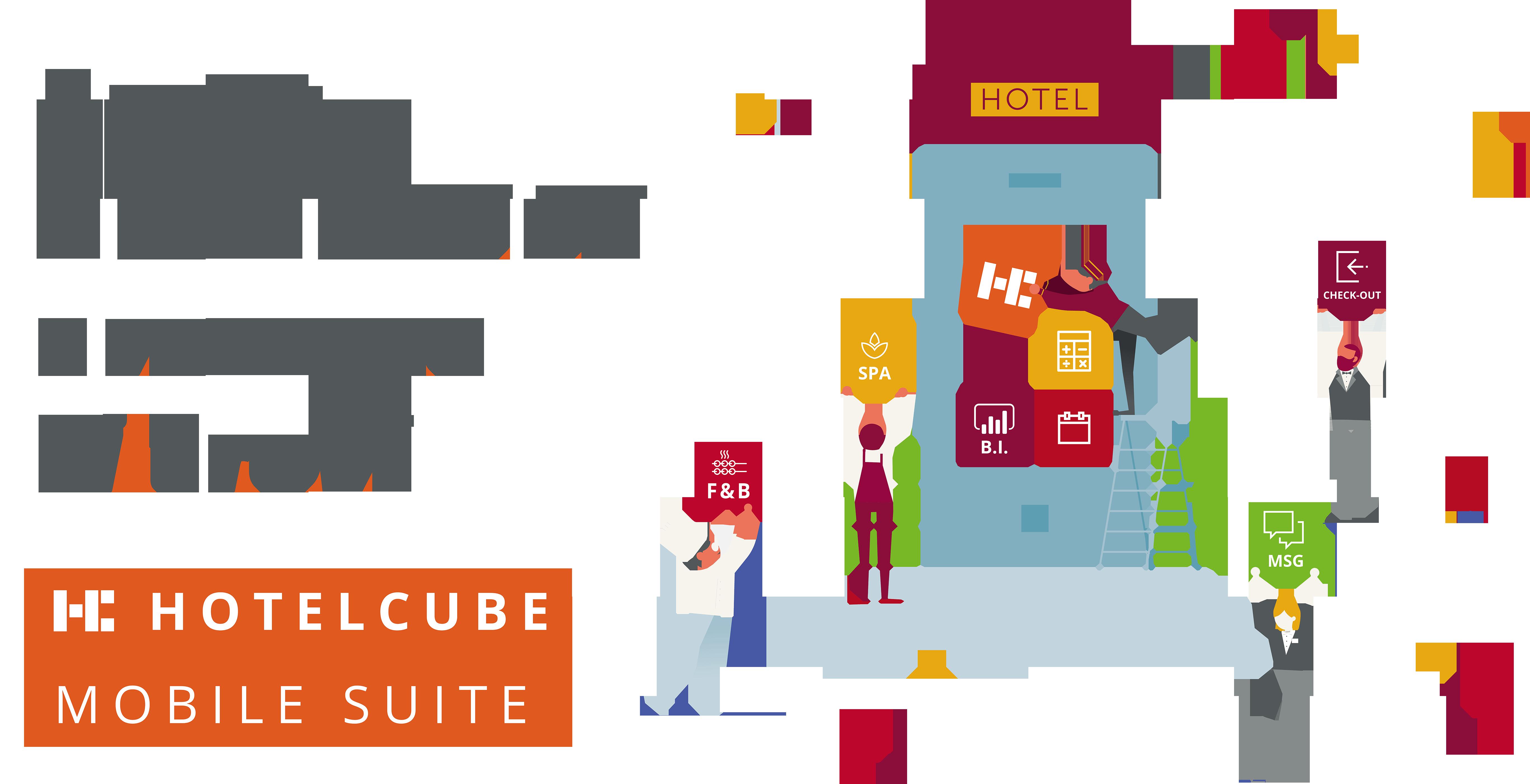HOTELCUBE Mobile Suite