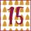 Il calendario dell'avvento di HOTELCUBE-15xmas