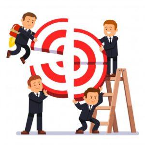 obiettivi per target